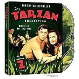 The Tarzan Collection Starring Johnny Weissmuller: Volume Two (Tarzan Triumphs / Tarzan's Desert Mystery / Tarzan and the Amazons / and the Leopard Woman / and the Huntress / and the Mermaids) ~ Johnny Weissmuller