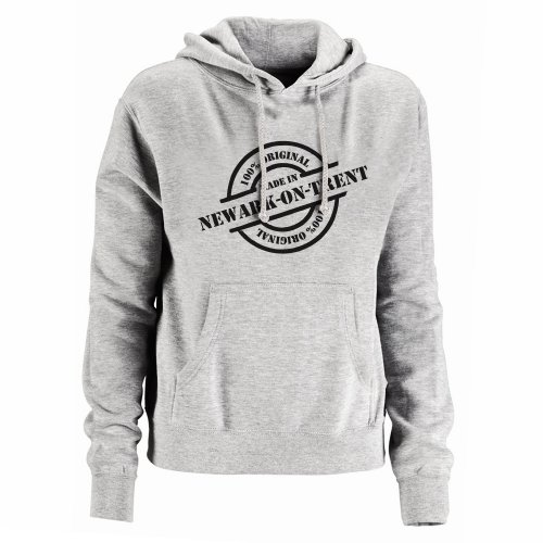 Made In Newark-On-Trent Mens Hoodie, Size Small