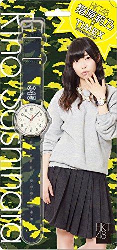 [タイメックス]TIMEX ウィークエンダー セントラルパーク × HKT48 指原莉乃モデル ver. 345 T2N654-01  【正規輸入品】