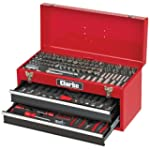 Clarke 235 Piece Mechanics Toolkit an...