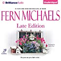 Late Edition: Godmothers, Book 3 Audiobook by Fern Michaels Narrated by Natalie Ross