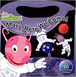 bo backyardigans mission to mars - photo #1
