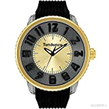Tendence(テンデンス) 腕時計 フラッシュ TG530006 ゴールド 【正規販売店】