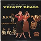 Jackie Gleason Presents Velvet Brass Record Vinyl Album LP