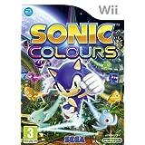 Sonic Colourspar Sega