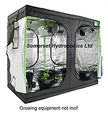 Green-Qube GQ1224 120x240x200cm Grow Tent