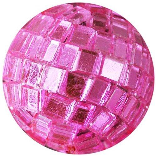 10 Spiegelkugeln, Diskokugeln. ca 20 mm 10 Stück pink, Spiegelkugeln pink, Streudeko pink, pinke Streurdeko, Streu-Tischdeko Spiegelkugeln pink, Tischdeko pink, Deko Weihnachten pink, Tischdeko Weihnachtsfeier pink