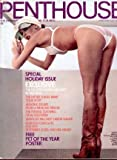 img - for Penthouse Magazine - January 1977: Includes Giant Pet of the Year Poster! book / textbook / text book