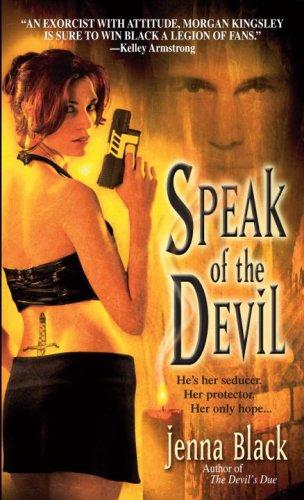 Speak of the Devil (Morgan Kingsley, #4)
