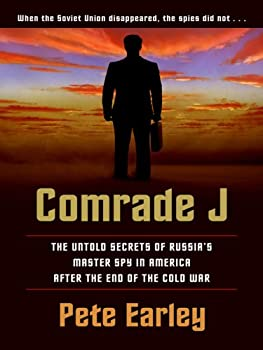 "Cover of ""Comrade J: The Untold Secrets o..."