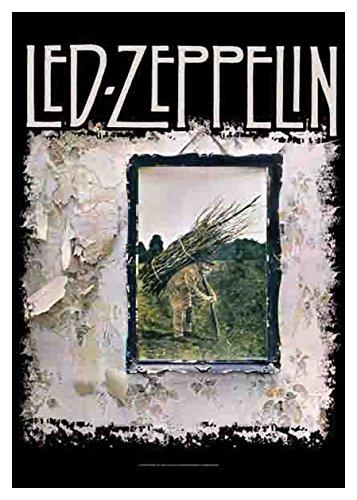 Poster Bandiera - Led Zeppelin | 835