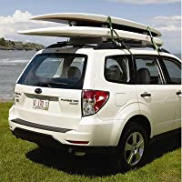 Malone Auto Racks Deluxe SUP Two Board Deluxe Foam Kit by Malone Auto Racks