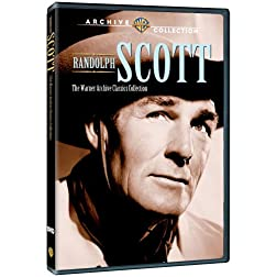 Randolph Scott: The Warner Archive Classics Collection (5 discs)