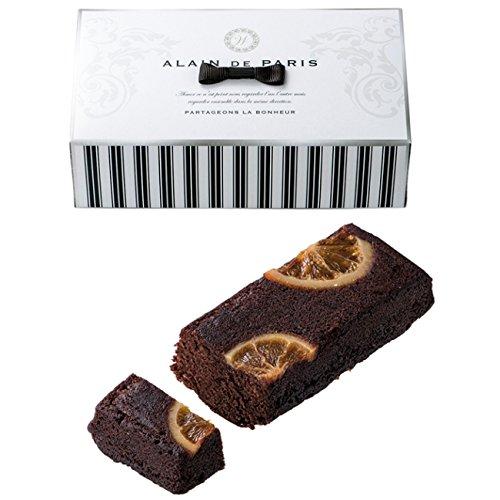 アラン・ド・パリ ショコラオランジュ