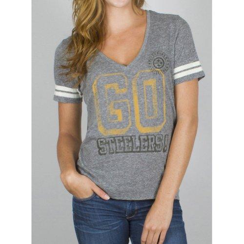Pittsburgh Steelers - Tailgate Juniors Jersey T-Shirt