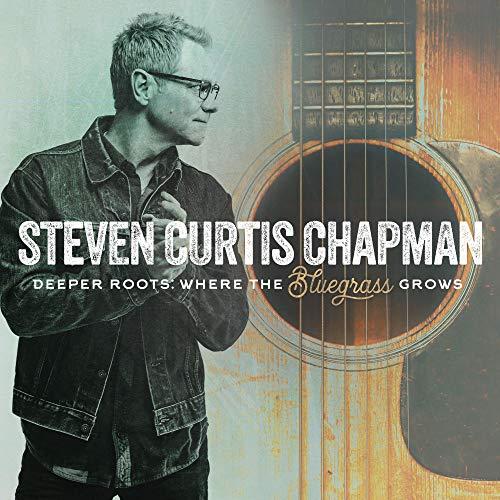 Vinilo : STEVEN CURTIS CHAPMAN - Deeper Roots: Where The Bluegrass Grows