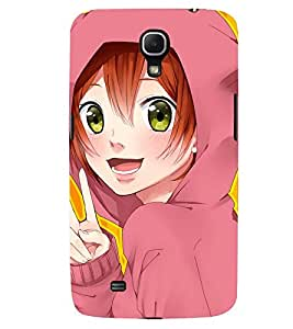 Printvisa Pink Girl Victorious Back Case Cover for Samsung Galaxy Mega 6.3 i9200::Samsung Galaxy Mega 6.3 i91200