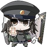 艦隊これくしょん 艦これ アクリルキーホルダー6 あきつ丸改