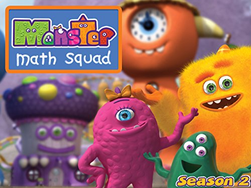 Monster Math Squad, Season 2
