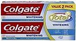 Colgate Total Whitening Toothpaste Tw...