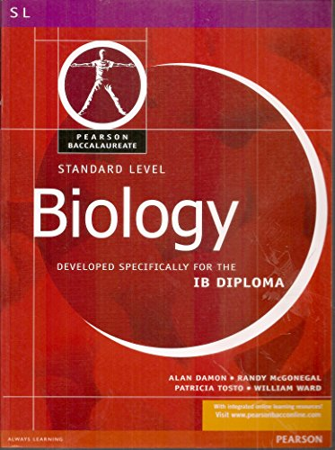 BIOLOGY-STANDARD LEVEL-PEARSON BACCAULARETE FOR IB...