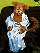 Werewolf Puppet Halloween Prop