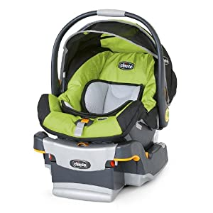 Chicco Keyfit 30 Infant Car Seat and Base, Surge