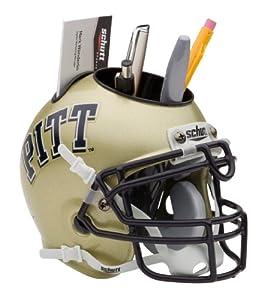 Buy NCAA Pittsburgh Panthers Mini Helmet Desk Caddy by Schutt