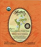 Heathers Tummy Fiber POUCH Organic Acacia Senegal (16 oz) for IBS