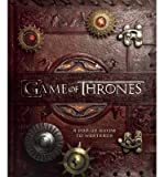 Michael Komarck A Pop-Up Guide to Westeros Game of Thrones (Hardback) - Common