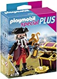 PLAYMOBIL Pirate with Treasure Chest Play Set