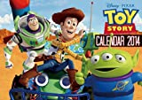 img - for B3 calendar ICL52 2014 Toy Story (japan import) book / textbook / text book