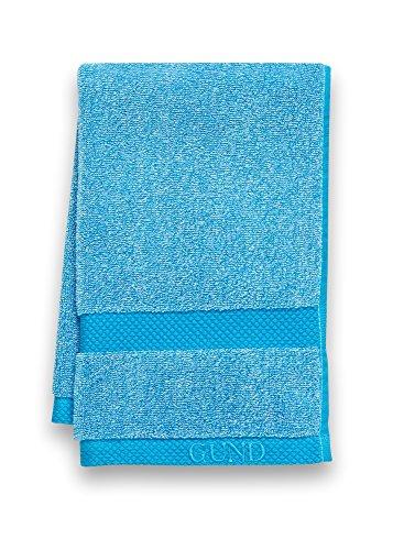 GUND Melange Hand Towel, Circus Blue, 16'' By 26'' - 1