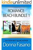Romance Beach Bundle 1: Nanny and the Professor, Taking Love in Stride, Mountain Laurel (Romance Beach Bundle Series)