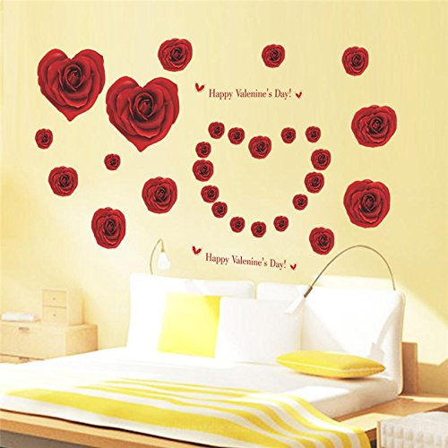 fairyteller-red-rose-flower-wall-decals-home-decorative-stickers-wedding-party-living-bedroom-loving