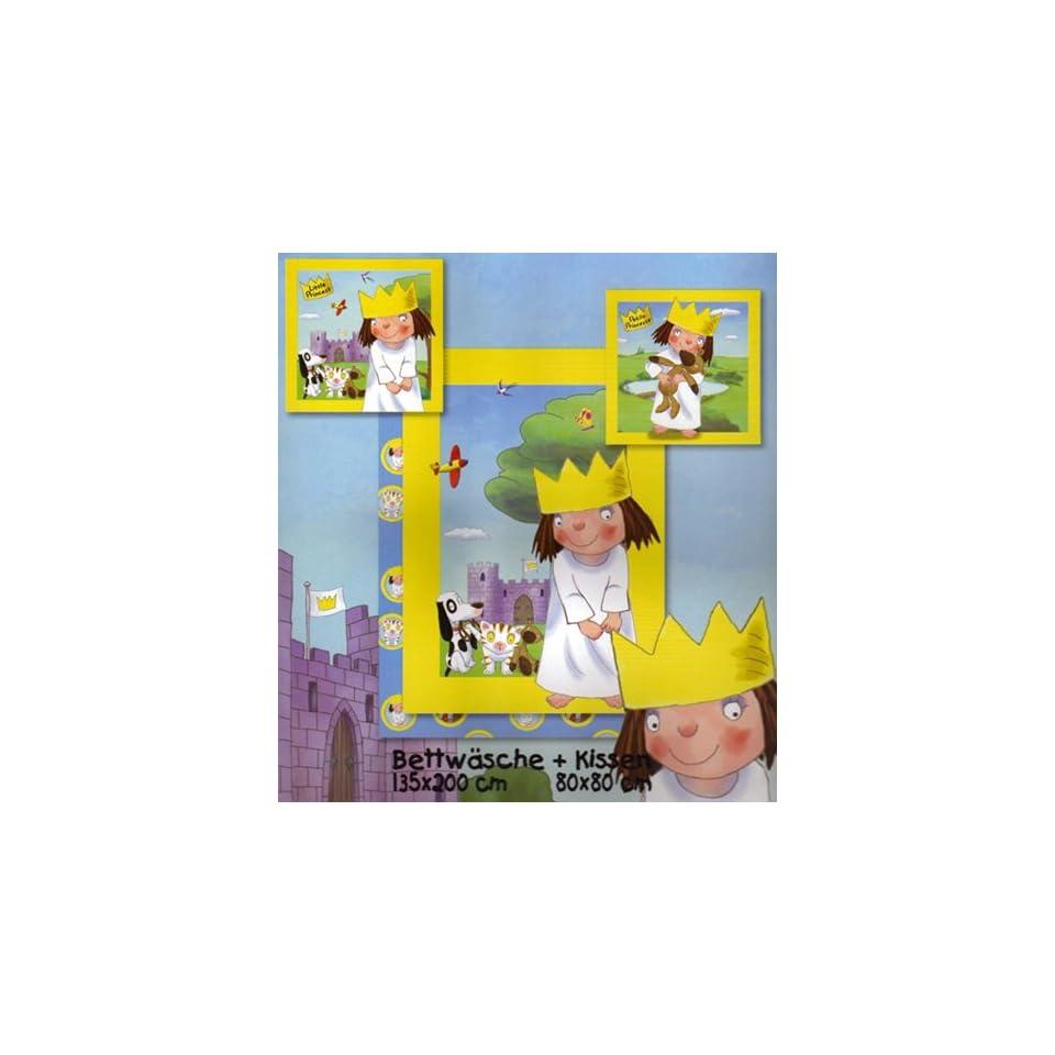 Kleine Prinzessin Bettwäsche Am Schloß 135x200cm On Popscreen