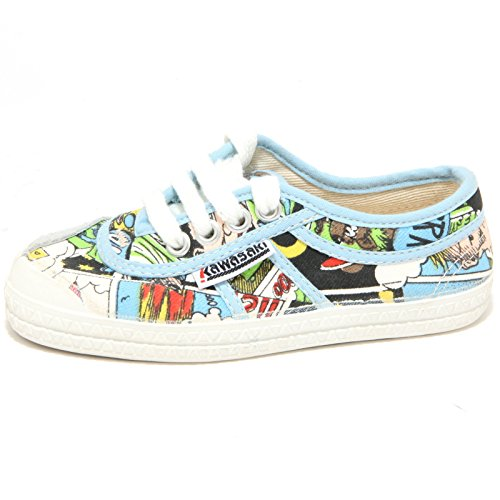33977 sneaker bimbo (senza scatola) KAWASAKI CARTOON 23 kids [25]