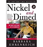 Image of [(Nickel and Dimed: On (Not) Getting by in America )] [Author: Barbara Ehrenreich] [Jun-2008]