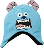 Disney Boys 2-7 Monster U Sully Peruvian, Blue, One Size