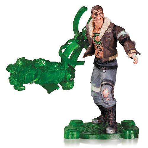 Infinite Crisis Atomic Green Lantern Action Figure