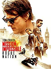 Mission: Impossible - Rogue Nation 2015 PG-13 CC