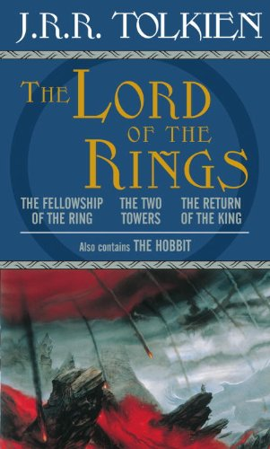 Cover of J.R.R. Tolkien Boxed Set (The Hobbit and The Lord of the Rings)