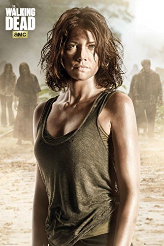 "The Walking Dead - TV Show Poster / Print (Maggie Greene) (Size: 24"" x 36"")"