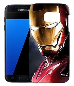 FCS Printed 3D Designer Hard Back Case For Samsung Galaxy S7 Design-10047