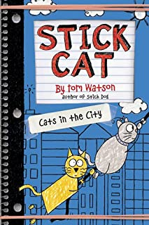 Book Cover: Stick Cat: Cats in the City