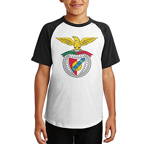 t-usa-unisex-teenager-benfica-eagle-football-team-short-sleeve-raglan-jersey-shirt