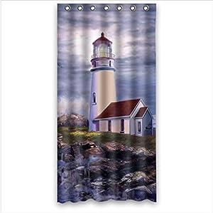 Custom Amazing Lighthouse Art Polyester