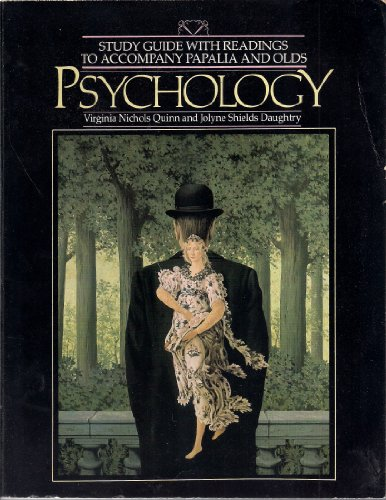 Study guide with readings to accompany Papalia and Olds Psychology PDF
