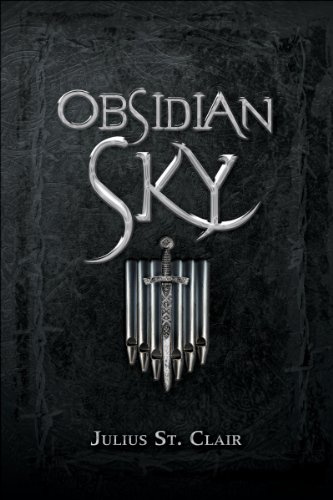 Book: Obsidian Sky (Book #1 of the Obsidian Saga) by Julius St. Clair