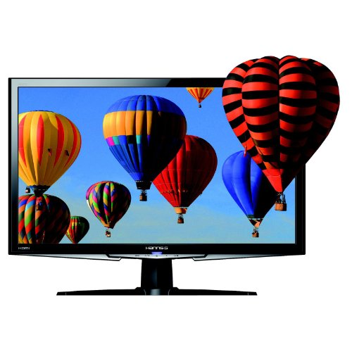 Hanns G HS233H3B 23 LCD Widescreen Monitor - Black